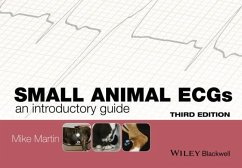 Small Animal Ecgs: An Introductory Guide - Martin, Mike
