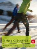 Richtig Skilanglauf (Mängelexemplar)