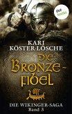 Die Bronzefibel / Die Wikinger-Saga Bd.3 (eBook, ePUB)