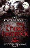 Der Thorshammer / Die Wikinger-Saga Bd.1 (eBook, ePUB)
