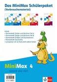 MiniMax. Schülerpaket 4. Schuljahr Verbrauchsmaterial. 4 Hefte