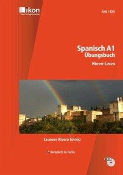 Spanisch A1, Übungsbuch mit Audio-CD