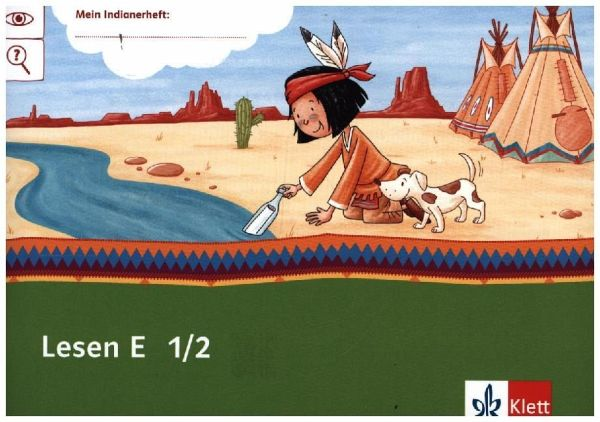 mein indianerheft lesen 5 klasse 1 2 schulb cher portofrei bei b. Black Bedroom Furniture Sets. Home Design Ideas
