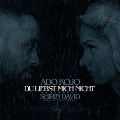 Du Liebst Mich Nicht (2-Track) - Ado Kojo feat. Shirin David