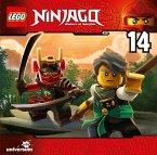 LEGO Ninjago Bd.14 (1 Audio-CD)