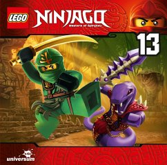 LEGO Ninjago Bd.13 (1 Audio-CD)