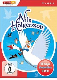 Nils Holgersson - Episoden 1 - 52 DVD-Box