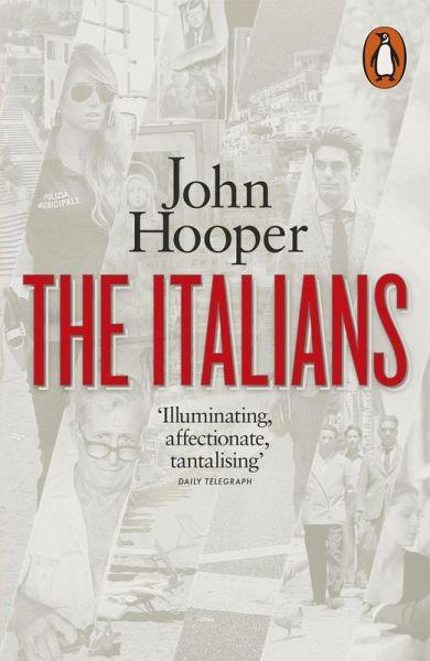The Italians (eBook, ePUB) - Hooper, John
