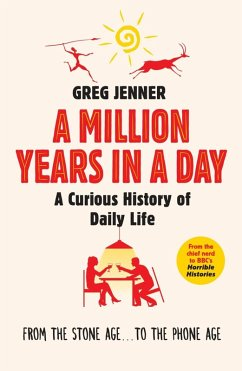 A Million Years in a Day (eBook, ePUB) - Jenner, Greg