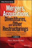 Mergers, Acquisitions, Divestitures, and Other Restructurings (eBook, ePUB)