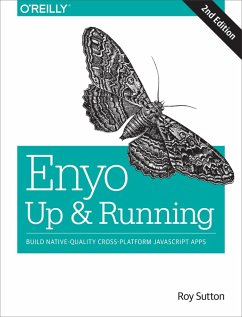 Enyo: Up and Running (eBook, ePUB) - Sutton, Roy