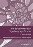 Research Methods in Sign Language Studies (eBook, PDF)