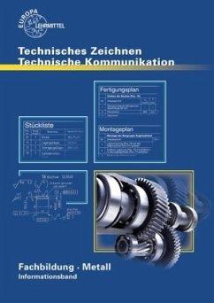 Fachbildung Metall - Informationsband / Technis...