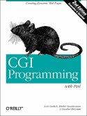 CGI Programming with Perl (eBook, ePUB)