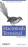 Macintosh Terminal Pocket Guide (eBook, ePUB)