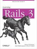 Learning Rails 3 (eBook, ePUB)