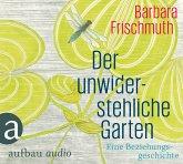 Der unwiderstehliche Garten, 4 Audio-CDs