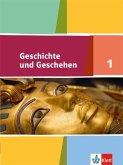 Geschichte und Geschehen - Ausgabe für Niedersachsen, Hamburg, Mecklenburg-Vorpommern, Schleswig-Holstein / Schülerbuch 5. Klasse