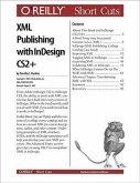 XML Publishing with InDesign CS2+ (eBook, PDF)