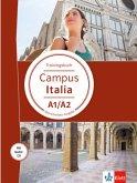Campus Italia. Trainingsbuch + Audio-CD (A1/A2)