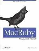 MacRuby: The Definitive Guide (eBook, PDF)