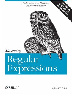 Mastering Regular Expressions (eBook, ePUB)