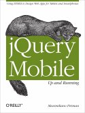 jQuery Mobile: Up and Running (eBook, ePUB)