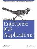 Developing Enterprise iOS Applications (eBook, PDF)