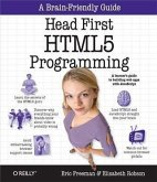 Head First HTML5 Programming (eBook, PDF)