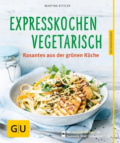 Expresskochen Vegetarisch (eBook, ePUB)