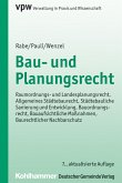 Bau- und Planungsrecht (eBook, PDF)