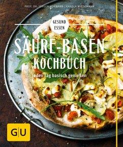Säure-Basen-Kochbuch (eBook, ePUB) - Vormann, Jürgen; Wiedemann, Karola