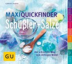 Maxi-Quickfinder Schüßler-Salze (eBook, ePUB)