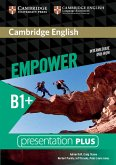 Intermediate B1+ Presentation plus, DVD-ROM / Cambridge English Empower