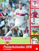 VfB Stuttgart Posterkalender 2016