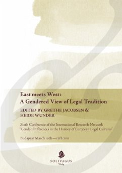 East meets West. A Gendered View of Legal Tradition.