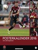 1. FC Nürnberg Posterkalender 2016