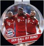 FC Bayern München 2016 Der Ball ist rund