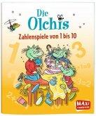 Die Olchis - Zahlenspiele von 1 bis 10 (Mängelexemplar)