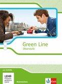 Green Line Oberstufe. Klasse 11/12 (G8), Klasse 12/13 (G9). Schülerbuch mit CD-ROM. Ausgabe 2015. Niedersachsen