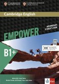 Cambridge English Empower. Student's Book (B1+)