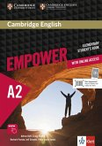 Cambridge English Empower. Student's Book (print) + assessment package, personalised practice, online workbook & online teacher support (A2)