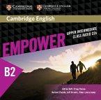Upper Intermediate B2, 3 Class Audio-CDs / Cambridge English Empower