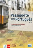 Passaporte para Português (A1/A2). Kursbuch + 2 Audio-CDs