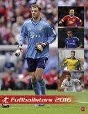 Fußball Superstars Posterkalender 2016