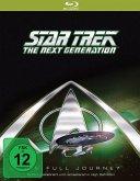 STAR TREK: The Next Generation - Complete Boxset, 41 Blu-rays