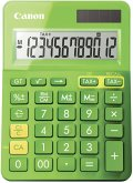 Canon LS-123K Taschenrechner Metallic Green