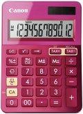 Canon LS-123K Metallic Taschenrechner Pink