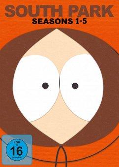 South Park - Season 1-5 - Keine Informationen
