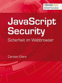 JavaScript Security (eBook, ePUB)